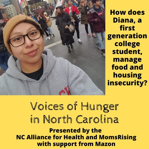 A First Generation College Student Shares Their Story of Food and Housing Insecurity