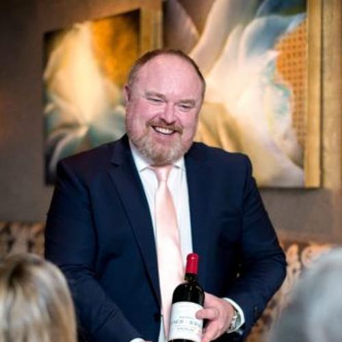 Matthew McConnel from Splendido Restaurant