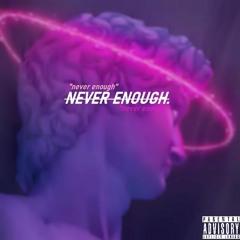 66benny - Never Enough (prod  MicahShepard)