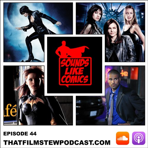 Sounds Like Comics Ep 44 Birds Of Prey Tv Series 2002 2003 By That Film Stew Podcast On Soundcloud Hear The World S Sounds