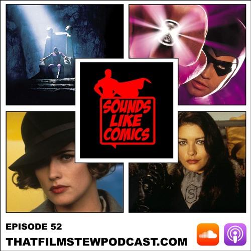 Sounds Like Comics Ep 52 - The Phantom (Movie 1996)