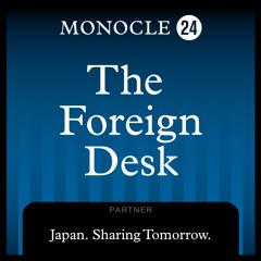 The Foreign Desk - Samantha Power: part II