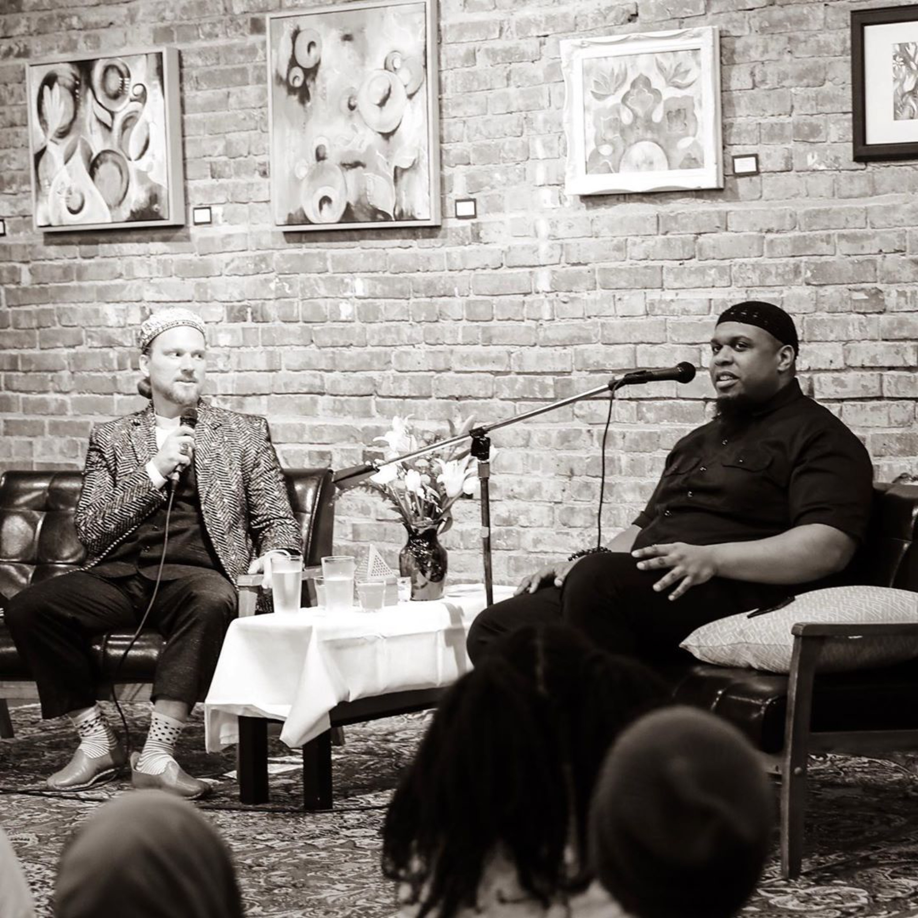 #050: Beauty in Breaking: The Heart of Poetry w/ Amir Sulaiman (LIVE @ WASAT)