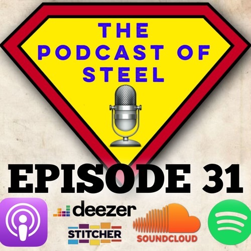 Episode 31-Talking about my goals for 2020, Birds Of Prey, Red Son, WW84, The Witcher and much more!