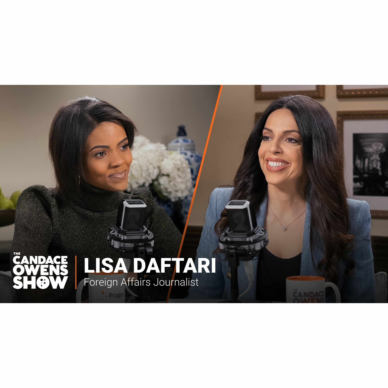 The Candace Owens Show: Lisa Daftari