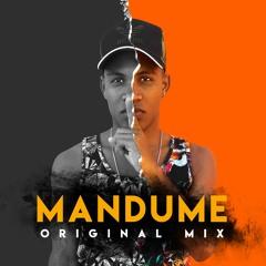 Dj Gelson Gelson - Mandume (Original Mix) Track 2020