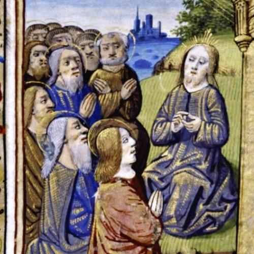 Culte du 19 janvier 2020 - Marc Pernot - Jésus prie (Matthieu 6:5-13 ; Jean 17:1-23)