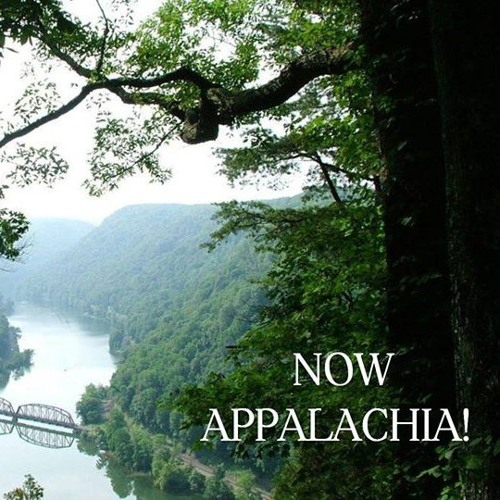 Now Appalachia!  with author host Eliot Parker