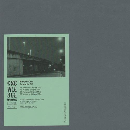 Border One - Samadhi EP [K-I009] (Previews)