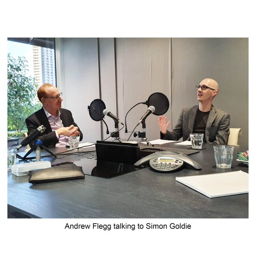 In Conversation With... Andrew Flegg, Alfa