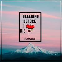 Bleeding Before I Die Artwork