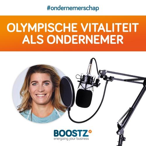 Vitaal ondernemen met olympisch kampioen Nicolien Sauerbreij