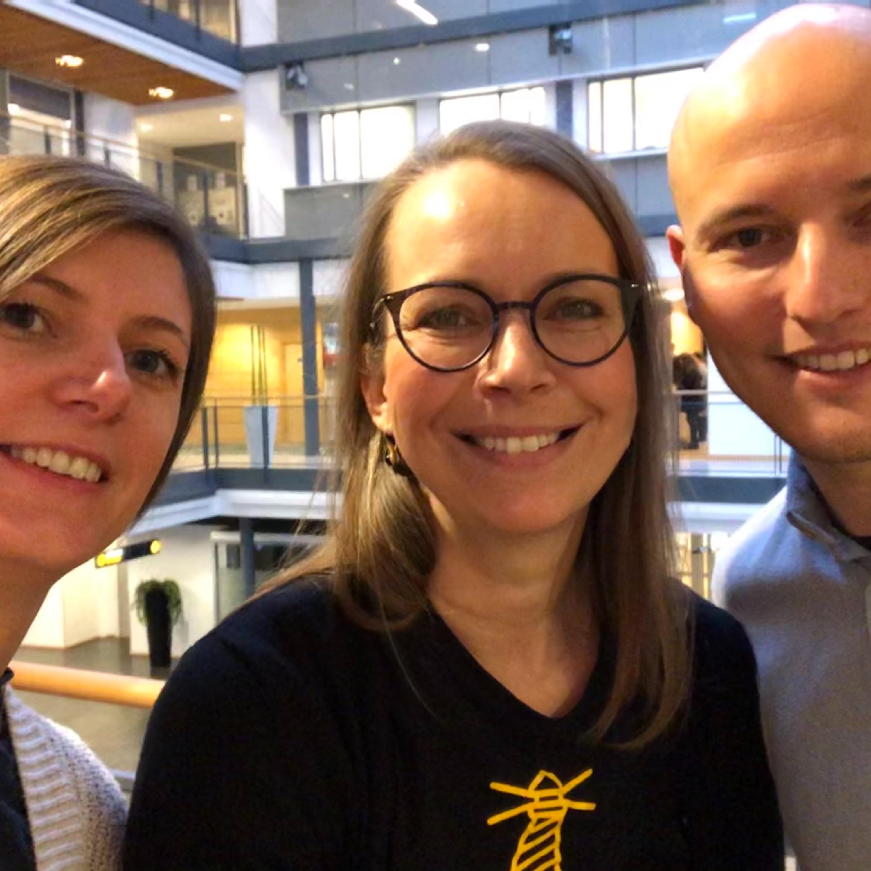 ProDig prosjektet på UiA. Samtale med Ingvild Bergan og Johan Andreasen