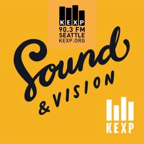 AaronEnglish KEXP FM Sound & Vision Interview