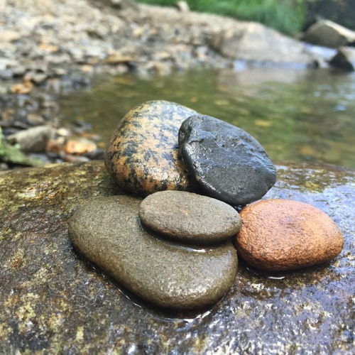 Five Smooth Stones: Entering and Holding the High Ground of God's Love (Romans 5:1-5)