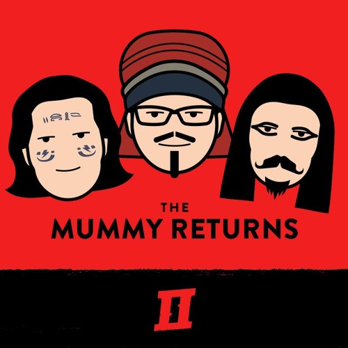 Season 5 Episode 4 - The Mummy Returns