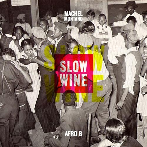 """Machel Montano: """"Slow Wine"""" Ft. Afro B"""