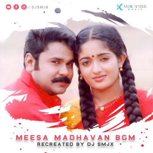 Meesa Madhavan BGM Recreated By DJ SMJX