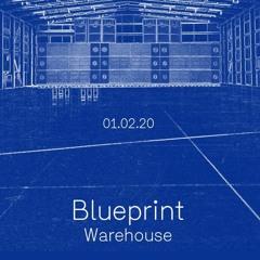 Blueprint Warehouse Party 2020 Promo Mix