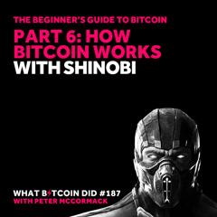 Beginner's Guide #6:  How Bitcoin Works with Shinobi