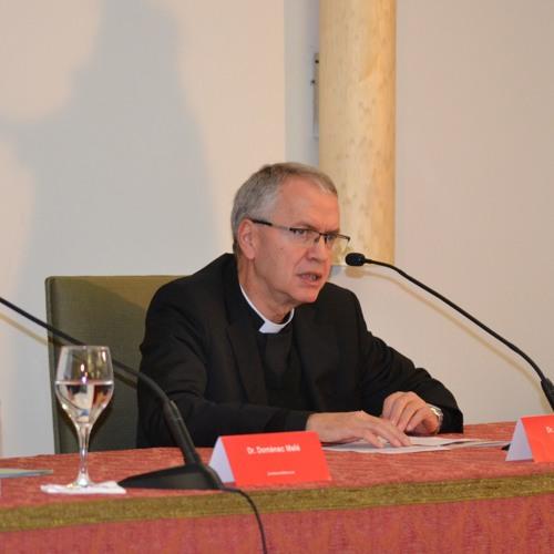 Ignasi Font: «Inauguració de les Jornades»
