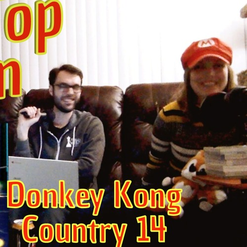 DKC 14: The Golden Age of Print Media (Tree Top Town)