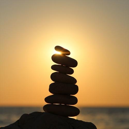 Balanciere dich 💛 Impuls