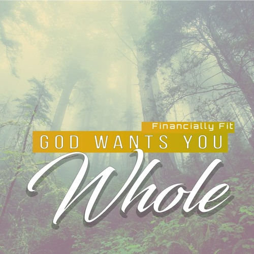 Financially Fit - God Want's You Whole