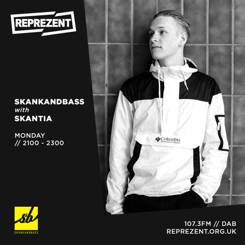 Skankandbass - Reprezent 27 (Guest Mix by Skantia) (20/01/2019)