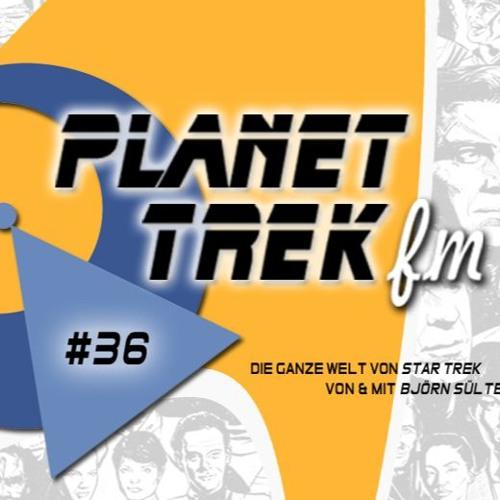 """Planet Trek fm#036: Vorfreude auf den alten Mann und """"Star Trek: Picard""""!"""