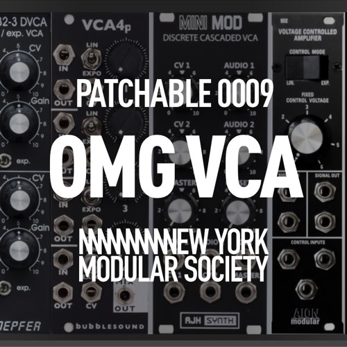 OMG VCA - NYMS Patchable 0009