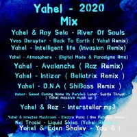 Yahel - 2020 Mix Artwork