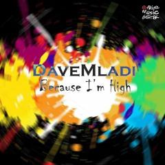 Dave Mladi Feat. Soulpella - Because I'm High (David Harry Remix) - EPride Music Digital