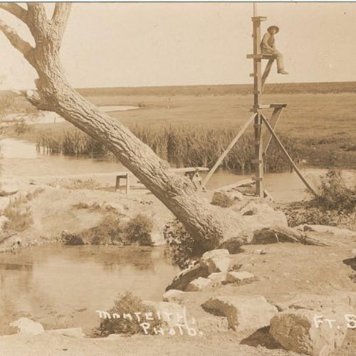 Talk+Water Podcast 16, Robert Mace & Sharlene Leurig, Comanche Springs Reawakening