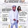 Download (R & B THROWBACK MIXTAPE) MY BIRTHDAY CELEBRATION  MARCH 21-2020 Mp3