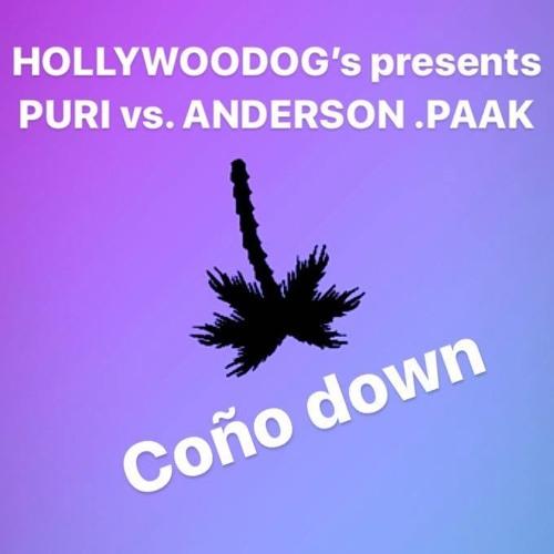 Coño down (Hollywoodog'z Bootleg)