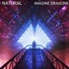 Natural-Imagine Dragons(lyrics in description) Portada del disco