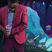Amethyst Diamonds Prod. by RolandJoeC Artwork