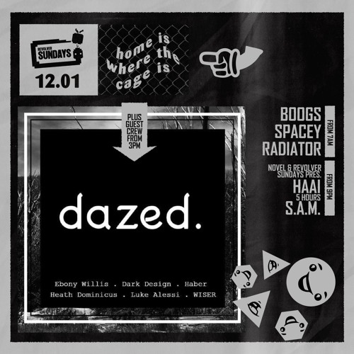 Heath Dominicus @ Revolver Upstairs 12/1/2020 (Dazed Takeover)