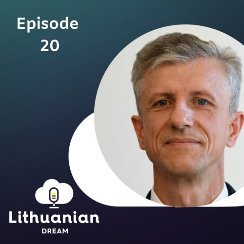 020- Interview with Ambassador of Lithuania in Germany Darius Semaska
