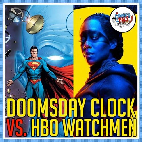 Watchmen Retrospective Doomsday Clock Vs Hbo X27 S Watchmen