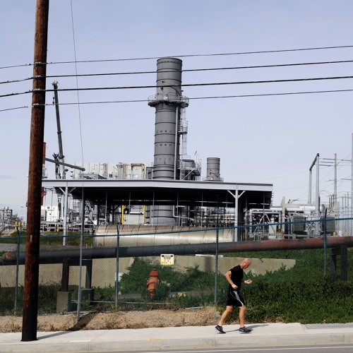 The forces driving a gas-fired power plant glut