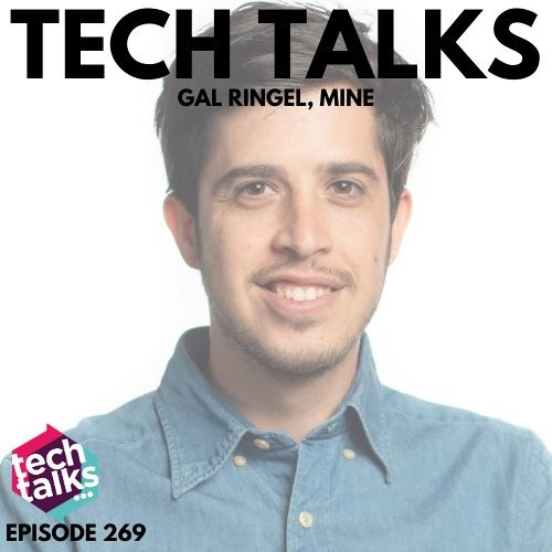 Gal Ringel, CEO of Mine, is giving user data back to the people it belongs to!