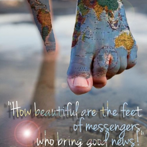 Foot Care for the Heralds of God (Romans 10:14-17)