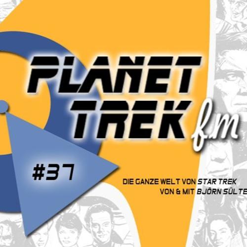 Planet Trek fm#037: Star Trek: Picard 1.01: Drei rüstige Trekkie-Urgesteine feiern mit Opa Picard