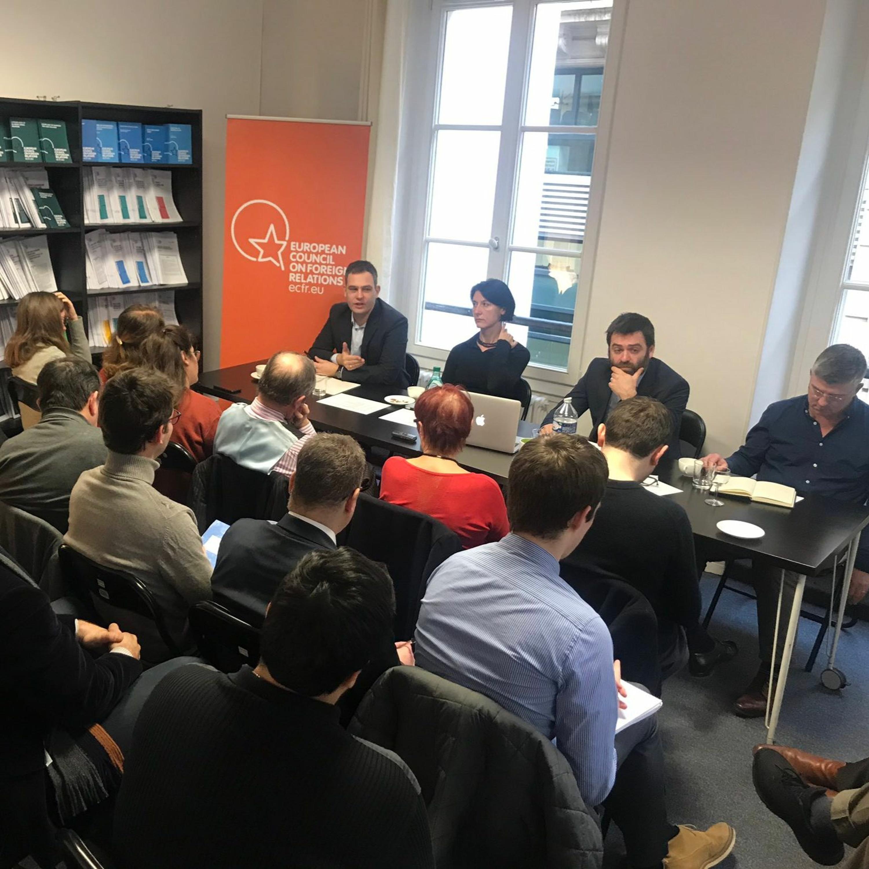 Entre sanctions et négociations : quelles perspectives pour les relations Europe - Russie ?