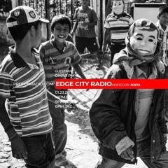 Edge City Radio Mixed by Omar PM