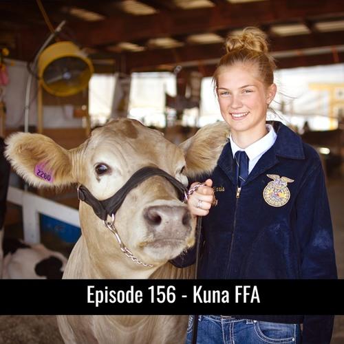 Episode 156 - Kuna FFA Advisor, Travis Edwards