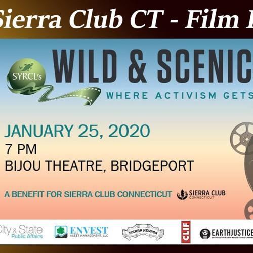Sierra Club Film Festival 'Wild & Scenic' in Bridgeport
