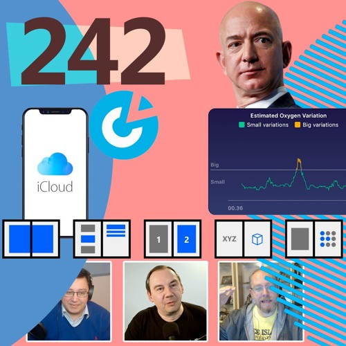 Clearview, Apple, FBI, Fitbit, Jeff Bezos,... et les sous-titres ? ...[Les Technos | Podcast #242]